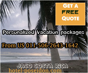 Jaco Beach Private Party hotel